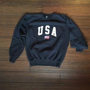 John Galt Navy Sweatshirt